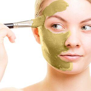 revitalizing face pack