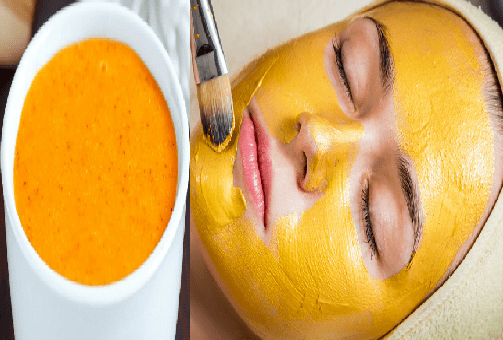 Gram flour and Curd Skin Lightening Facepack for Dry Skin