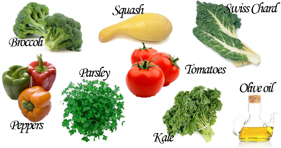 Vitamin K Rich Food